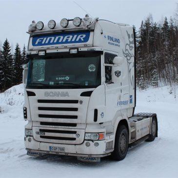 PP Kuljetuslinja Oy & Finnair Technical Service Oy